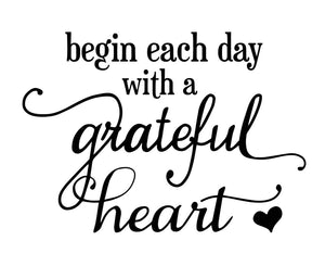 Grateful Heart - Magnolia Design Company