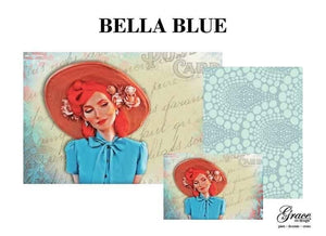 PREORDER - Bella Blue Decoupage Pack - scheduled to arrive 1/2/21