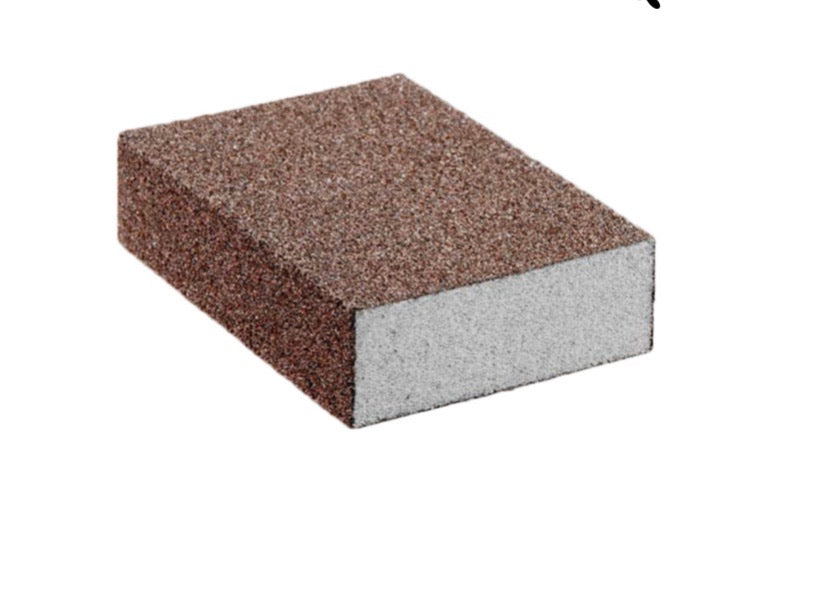Surf Prep 60/100 Grit Medium/Fine Sanding Blocks
