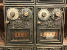 Antique Mailboxes - Grace on Broadway