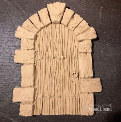 WoodUBend2280 - Medieval Door