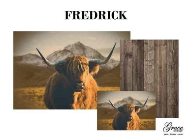 Frederick Decoupage Pack