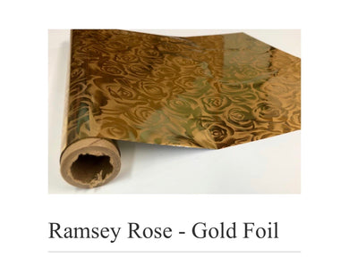 Ramsey Rose Gold Foil