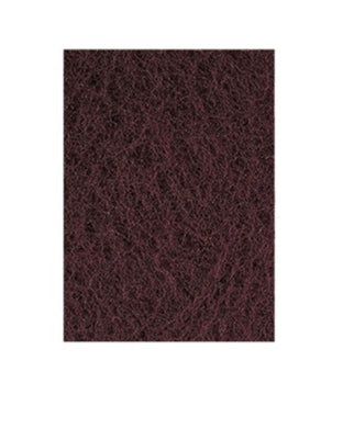"Maroon Non-Woven Pads 3""x4"""