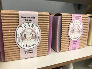 Joan's Handmade Soap - Grace on Broadway