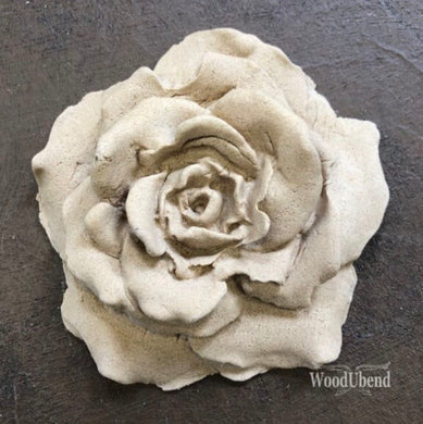 WoodUBend2185 - Full Petal Rose