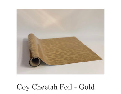 Coy Cheetah Gold