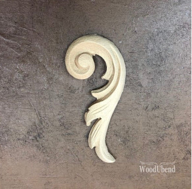 WoodUBend0360 - Right Scroll