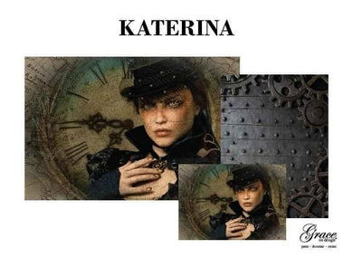 Katerina Decoupage Pack