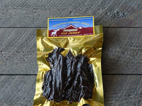 Mountain America Original Elk Jerky
