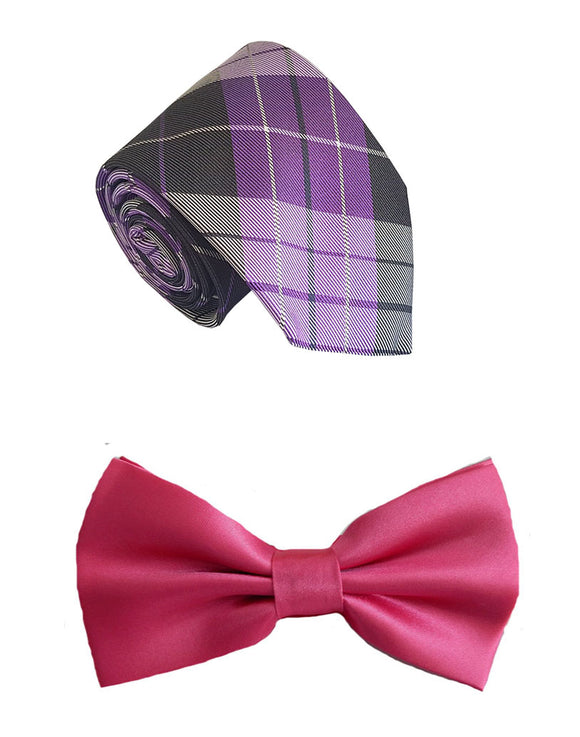 Necktie | Bowtie | Bow Tie | Self Tie Bow | Tied Bow Tie | Menswear Online | 24 Mens Shop