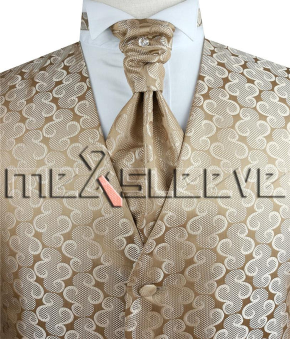 Gold Vest | Ladies Vest | Same Same Wedding | Womens Vest | Vest | Wedding Vest | Formal Vest