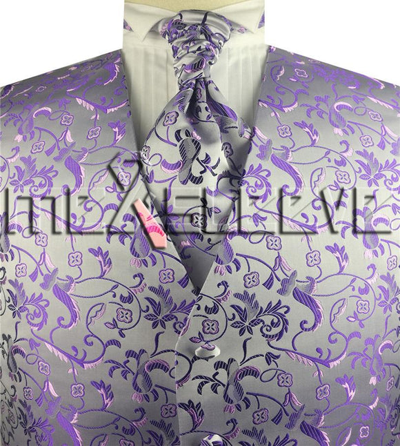 Purple Vest | Mens Vest | Boys Vest | Childs Vest | Vest | Wedding Vest | Formal Vest