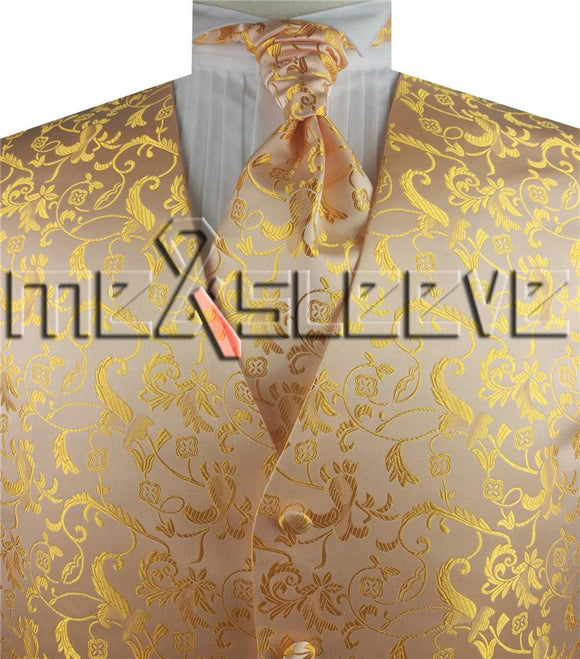 Gold Vest | Ladies Vest | Womens Vest | Same Same Wedding | Vest | Wedding Vest | Formal Vest