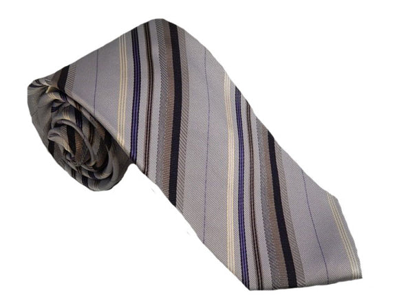 Blue Striped Tie Australia | Blue Stripe Necktie Australia