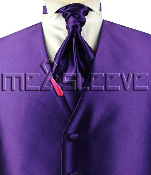 Purple Vest | Mens Vest | Boys Vest | Childs Vest | Wedding Vest | Formal Vest | Mens Waistcoat | Childs Waistcoat | Boys Waistcoat