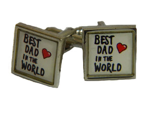 Dad Cufflinks | Fathers Day Gift