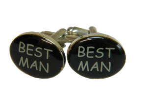 Wedding Cufflinks | Best Man Cufflinks