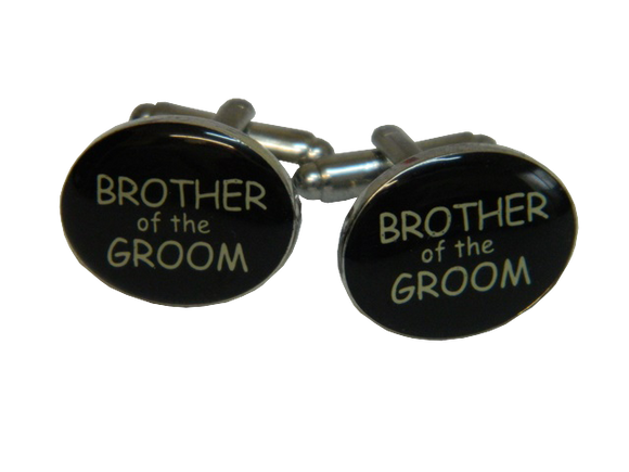 Wedding Cufflinks | Brother of the Groom Cufflinks