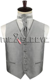 Grey Vest | Silver Vest | Ladies Vest | Womens Vest | Same Same Wedding | Wedding Vest | Formal Vest | Childs Waistcoat | Womens Waistcoat | Ladies Waistcoat