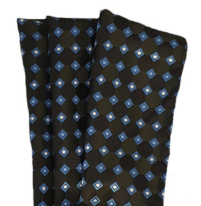 Navy Blue Pocket Square | Navy Blue Hankie | Navy Blue Hanky