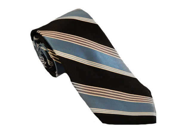 Teal Tie Australia | Green Striped Tie Australia | Striped Green Tie Australia