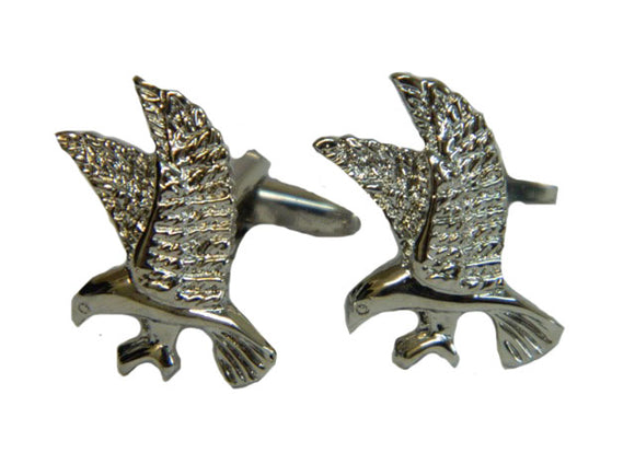 Eagle Cufflinks | Bird Cufflinks | Animal Cufflinks
