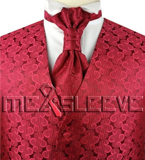 Red Vest | Mens Vest | Mens Waiscoat | Boys Vest | Boys Waistcoat | Mens Wedding | Formal Vest | Formally Men | Brisbane