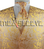 Gold Vest | Mens Vest | Mens Waiscoat | Boys Vest | Boys Waistcoat | Mens Wedding | Formal Vest | Formally Men | Brisbane