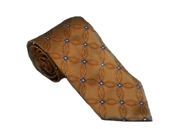Gold Business Ties Australia | Gold Suit Ties Australia