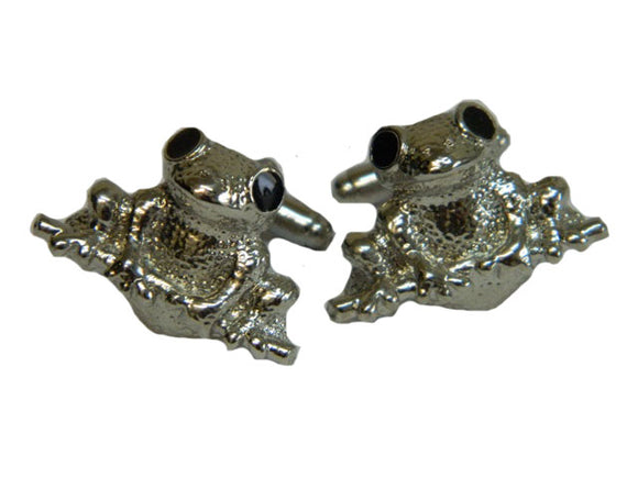 Frog Cufflinks | Animal Cufflinks | Cufflinks Brisbane | Cufflinks Cairns