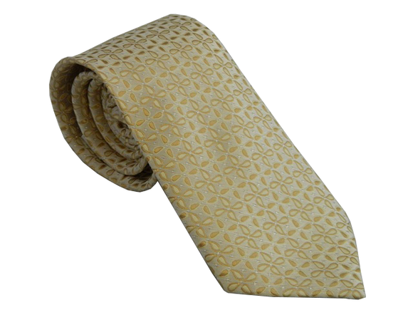 Gold Polyester Tie Australia | Gold Poly Tie Australia | Gold Polyester Necktie Australia