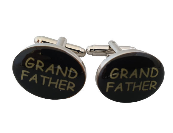 Wedding Cufflinks | Grandfather Cufflinks