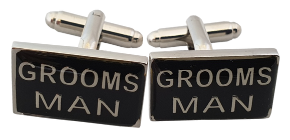 Groomsman Cufflinks | Wedding Party Cufflinks | Bridal Party Gift Ideas