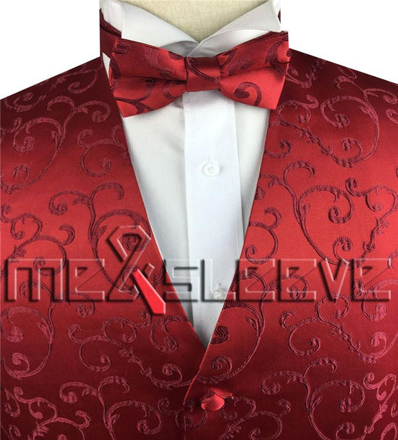 Red Vest | Ladies Vest | Womens Vest | Same Same Wedding | Wedding Vest | Formal Vest | Ladies Waistcoat | Childs Waistcoat | Womens Waistcoat