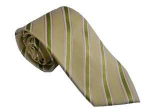 Green Business Ties Australia | Green Suit Ties Australia | Green Striped Ties Australia