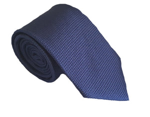 Navy Blue Necktie | Blue Silk Tie | Blue Tie