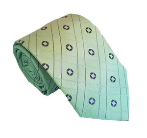 Green Silk Tie | Green Necktie