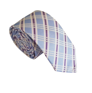Blue Tie | Mens Ties | Silk Ties | Silk Neckties