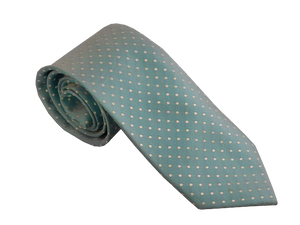 Green Tie | Mens Ties | Silk Ties | Silk Neckties