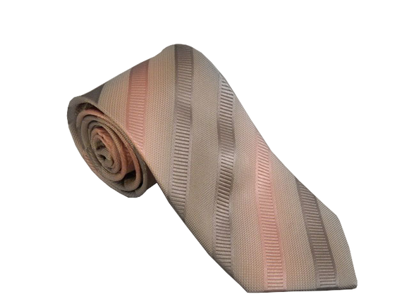 Pink Tie | Mens Ties | Silk Ties | Silk Neckties | Grey Tie