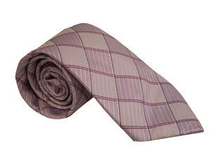 Purple Necktie | Two Tone Necktie | Silk Tie