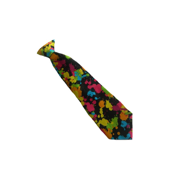 Coloured Boys Tie Australia | Boy's Patterned Tie Australia | Boys Necktie Australia