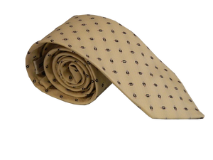 Cream Necktie | Cream Tie | Light Colour Tie