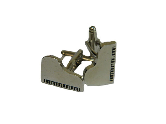 Piano Cufflinks | Musical Cufflinks | Musical Instrument Cufflinks