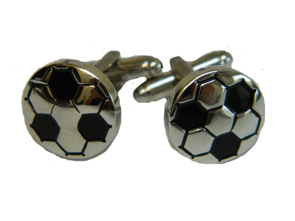 Soccer Cufflinks | Football Cufflinks | Ball Cufflinks