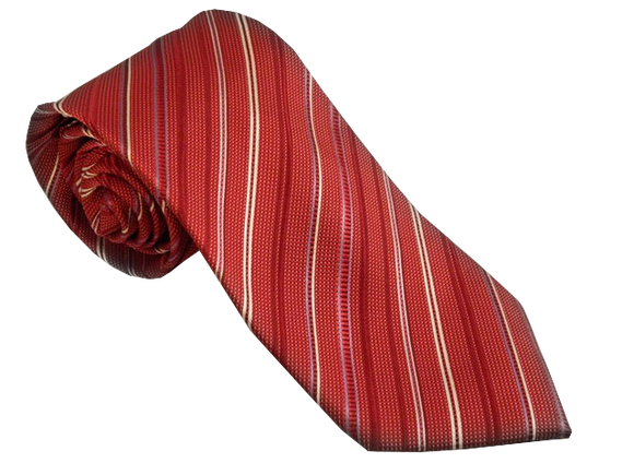 Red Stripe Ties Australia | Red Suit Ties Australia