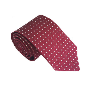 Red Tie | Mens Ties | Silk Ties | Silk Neckties