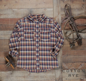 Mens Plaid