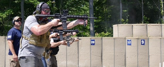 Beginner Carbine, AR15 training course, northeast Ohio